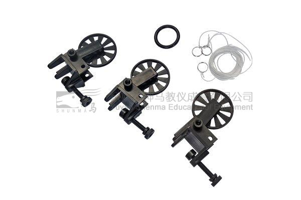 21027 Fixed pulley and table side clamp group